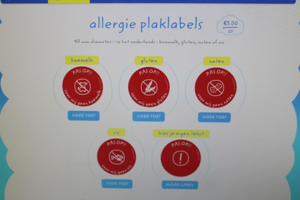 Allergieën, hoe hou je iedereen op de hoogte van je kinds allergie?